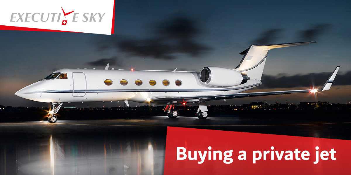 Buy Private Jet