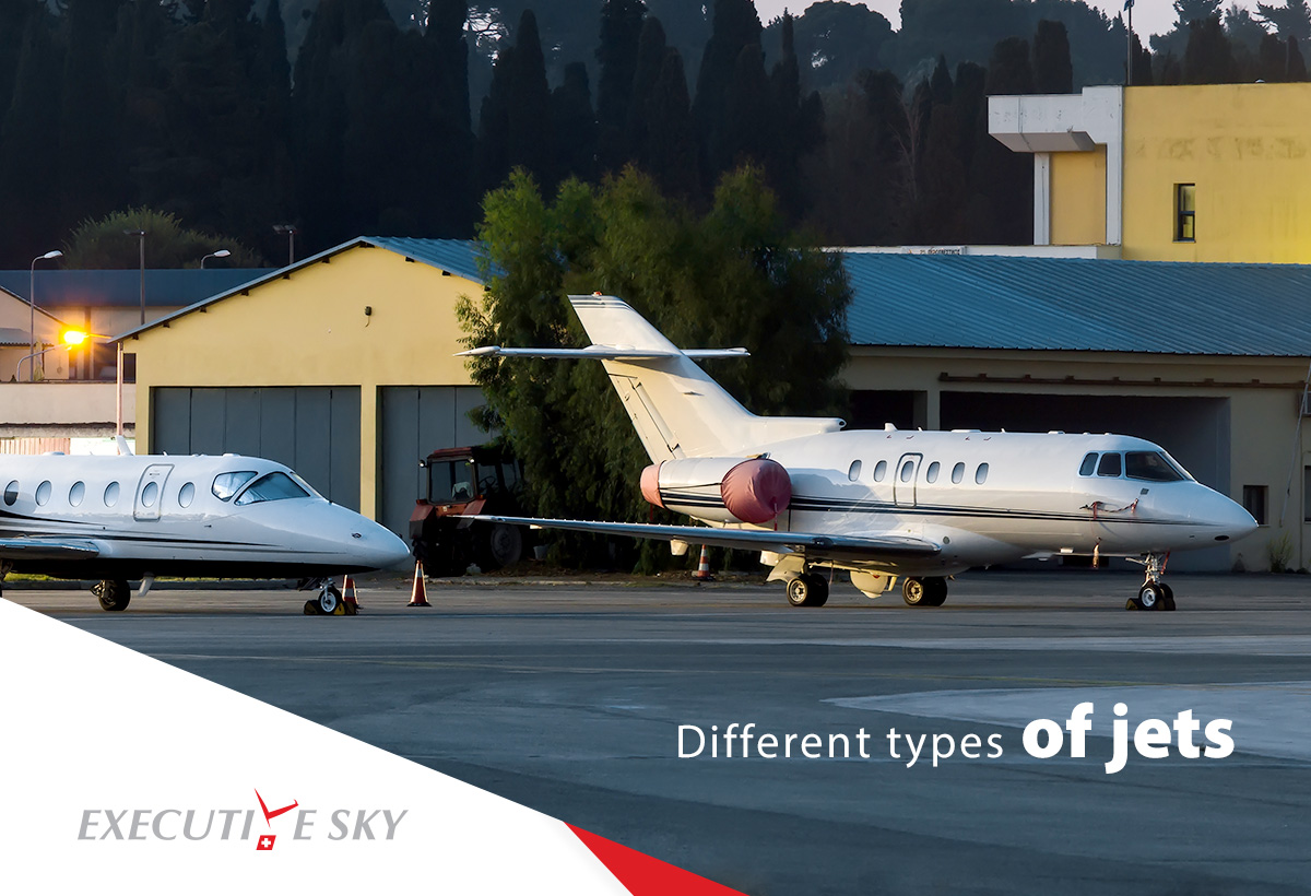 Different Types Of Jets